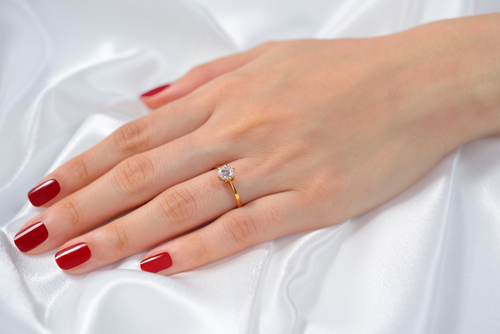 4 style your engagement ring