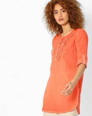 5 kurtis to wear with jeans