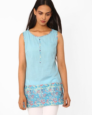 6 kurtis to wear with jeans