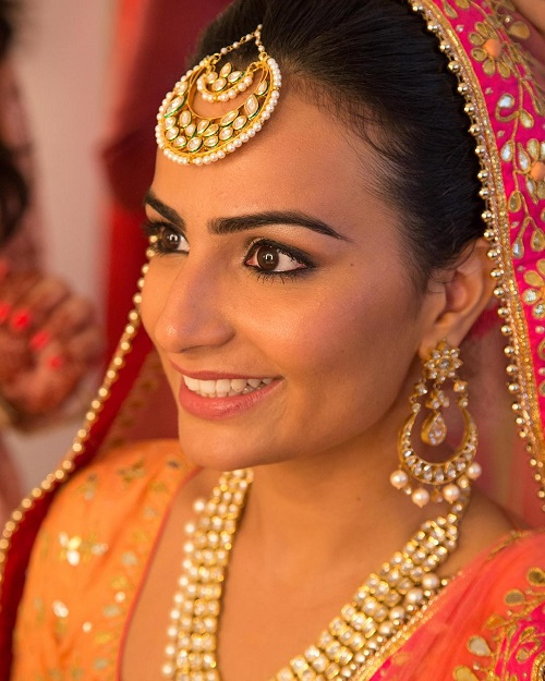 6 makeup artists in Delhi