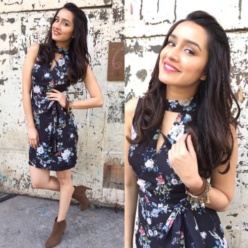 7 hairstyles for college girls - shraddha kapoor