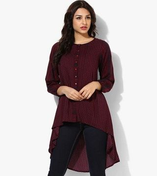 7 kurtis to wear with jeans