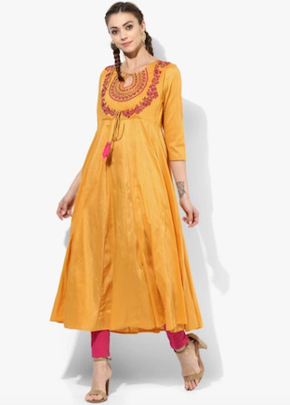 9 kurtas for the mehendi ceremony