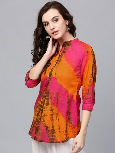 ethnic-vibes-tops -to-make-you-look-slimmer