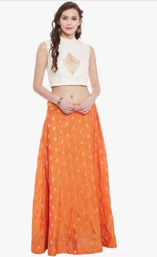 10 lehengas for your mehendi ceremony