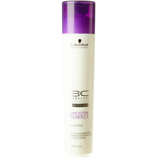 10 products for thick hair - Schwarzkopf Bonacure Smooth Perfect Shampoo