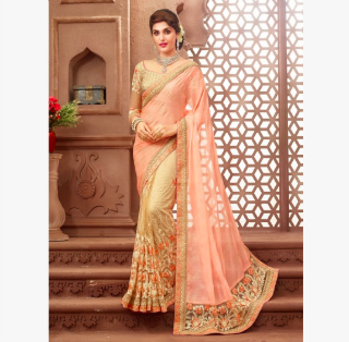 11 sarees for the new bride