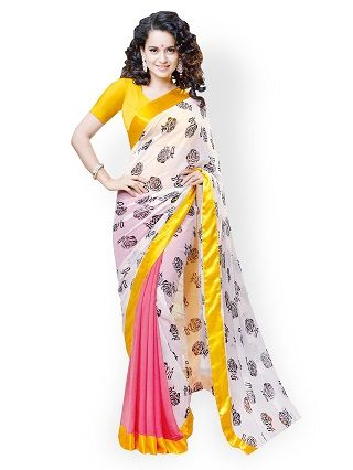 11 sarees for the wedding guest