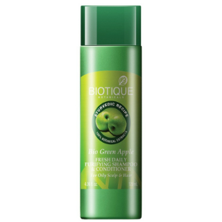 14 products for oily hair - biotique
