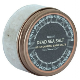 3 beauty products - dead sea salt