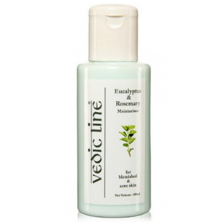 3 skincare products for the new bride - Vedic Line Eucalyptus & Rosemary Moisturizer