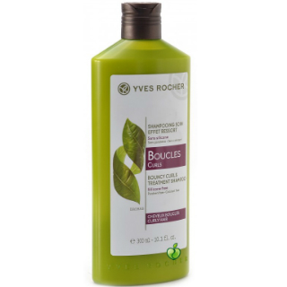 4 products for thick hair - Yves Rocher Bouncy Curls Treatment Shampoo