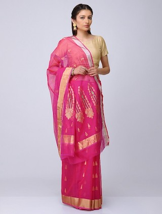 6 sarees for the new bride