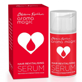 8 products for oily hair - aroma magic serum