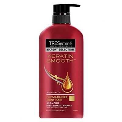TRESemme Keratin Smooth Shampoo-best-hair-care-products-in-india