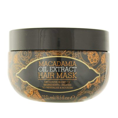 hair-masks-for-dry-and-damaged-hair-Macadamia Oil Extract Hair Mask
