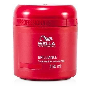 hair-masks-for-dry-and-damaged-hair-Wella Professional Brilliance Treatment For Colored Hair