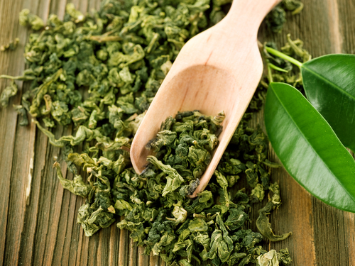 5 skincare ingredients green tea