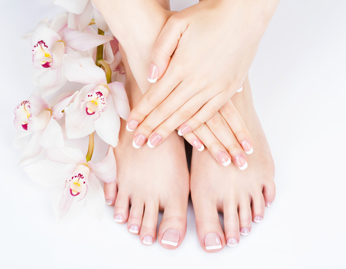 6 beauty questions - manicure and pedicure