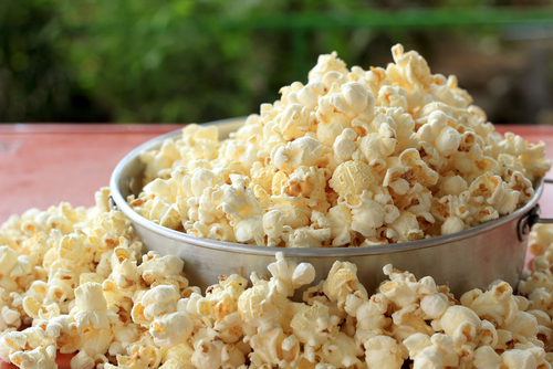 1 foods that are actually healthy popcorn
