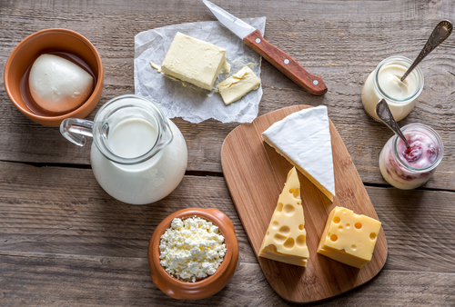 3 foods that are actually healthy dairy products
