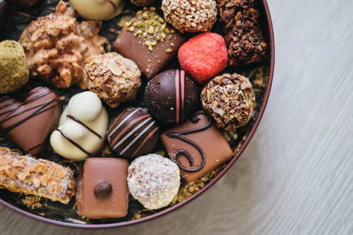 5 foods that are actually healthy chocolate