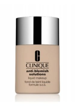 5 getting rid of whiteheads - clinique foundation