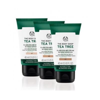 6 getting rid of whiteheads - the body shop bb cream