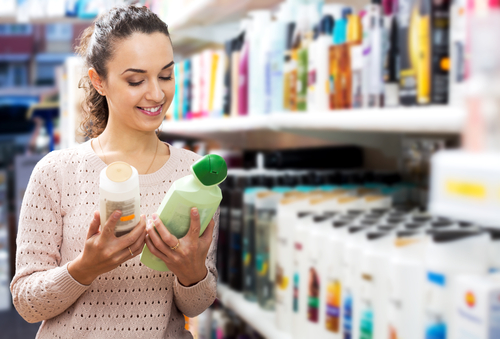 1 best shampoo - check the ingredients of shampoo