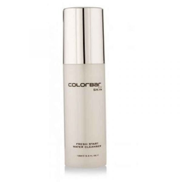2 face cleanser - Colorbar Fresh Start Water Cleanser