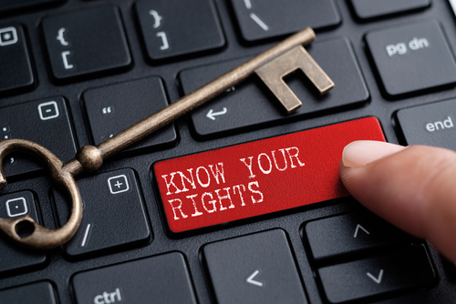 1 right to privacy