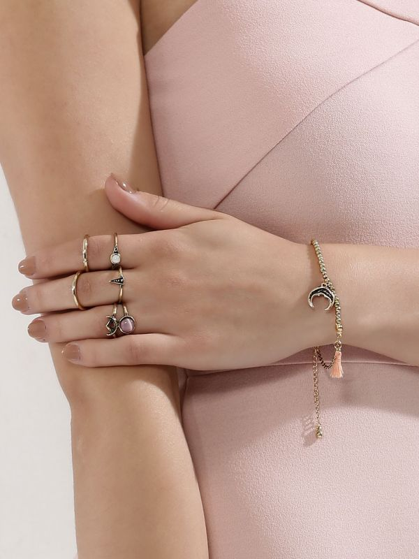 1 small accessories style fiesta stackable rings