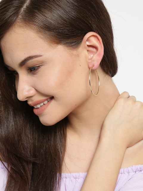 3 small accessories accessorize hoop earrings