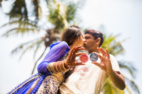 7 quirky beach wedding