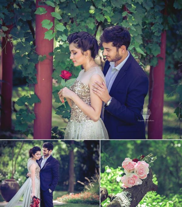 4 pre wedding shoot by cupcake productions