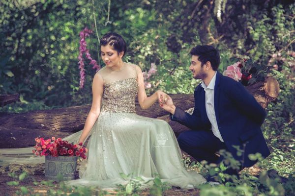 5 prewedding shoot by cupcake productions