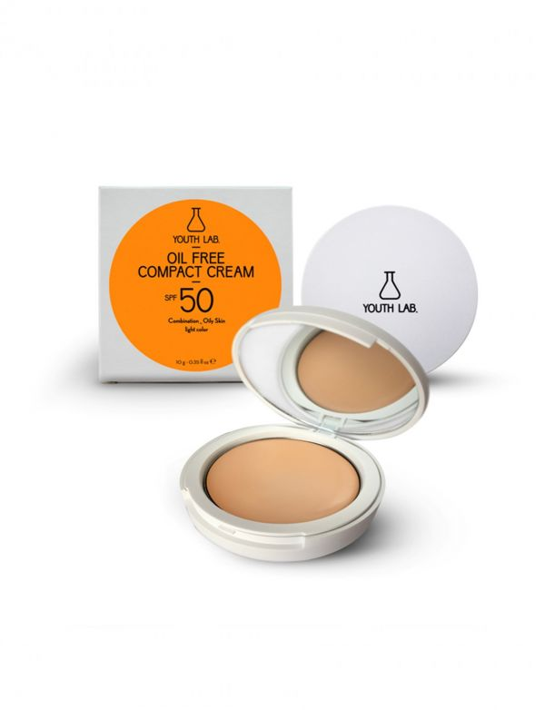 6 makeup products with SPF youth lab