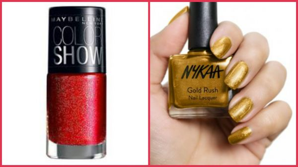 1 make up products - maybelline nykaa
