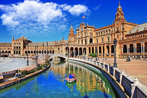 1 solo travellers - seville spain