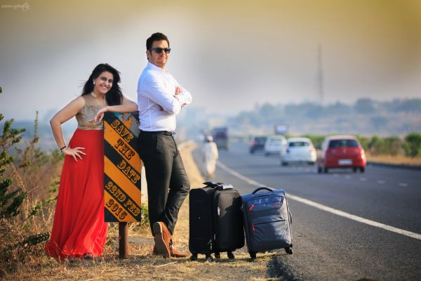 6 save the date journey of love