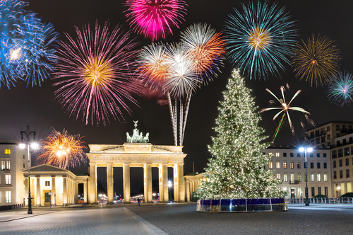 6 new year places