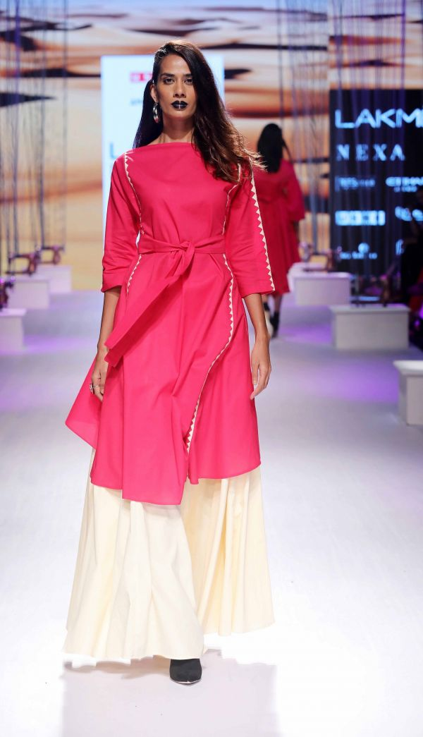 12 The Ranisthan collection by Amit Vijaya and Richard Pandav at Lakme Fashion Week Summer Resort 2018