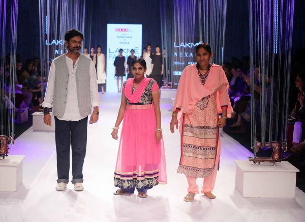 15 Soham Dave presented The Black Machine collection at Lakme Fashion Week Summer Resort 2018