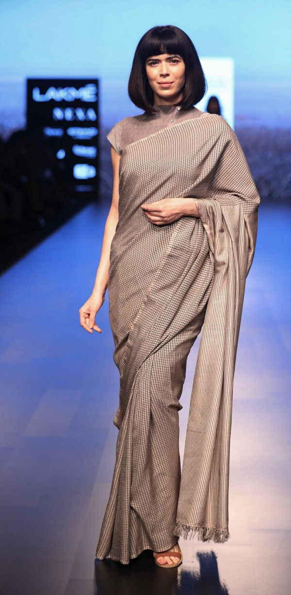 7 Padmaja Krishnan's collection at Lakme Fashion Week 2018