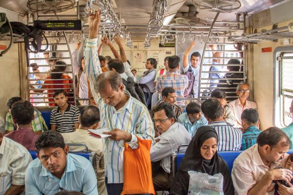 1 woman attacked molested watched mumbai local train