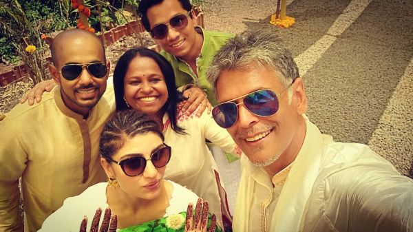 7 Milind Soman And Ankita Konwar To Tie The Knot Today In Alibaug!