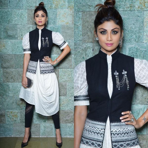 shilpa shetty in shantu and nikhil  dadasaheb phalke excellence awards 2018