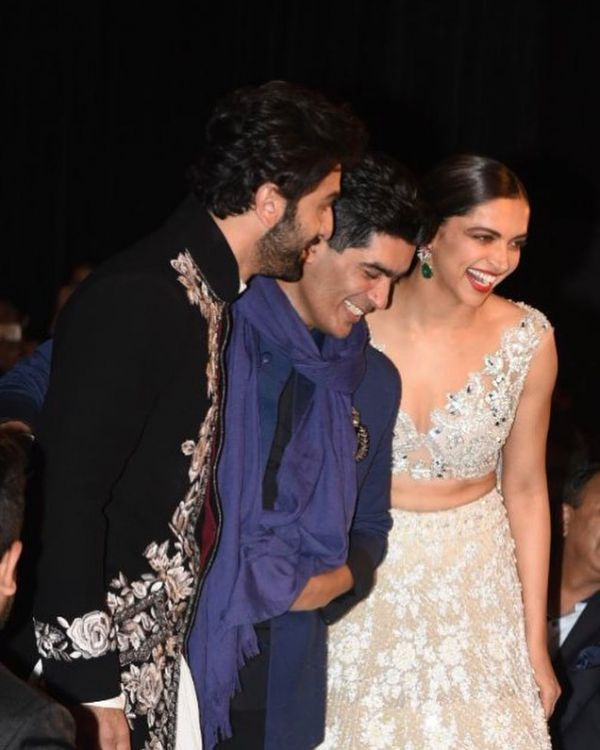 deepika ranveer and manish malhotra confessions of a bollywood star truck blogger