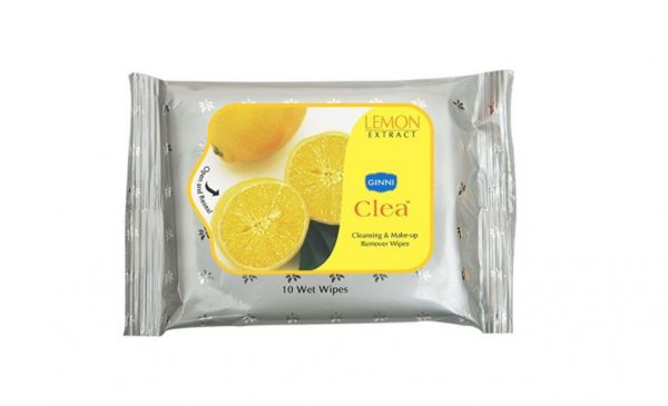 affordable makeup products under Rs 100 Ginni Clea Cleansing   Makeup Remover Wet Wipes