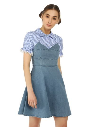 1. denim dress lulu and sky on sale always